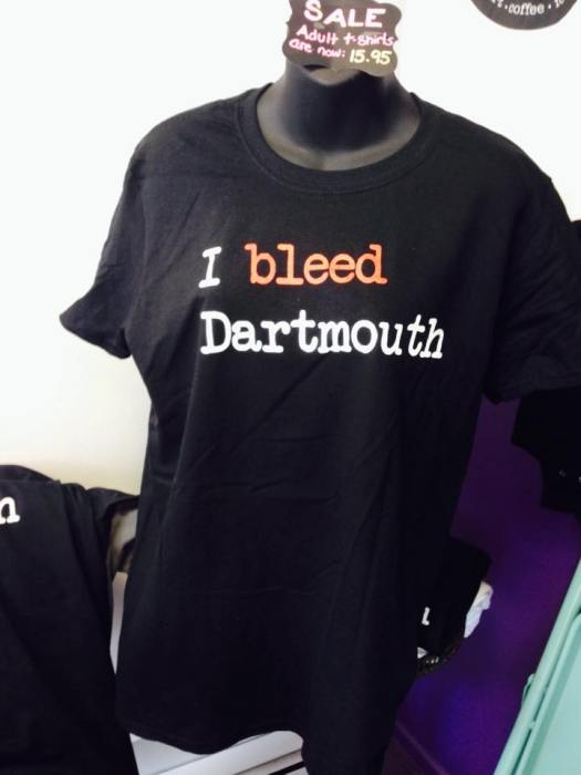 I bleed dartmouth